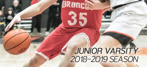 Junior Varsity 2018-2019 Season