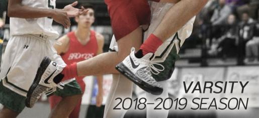 Varsity 2018-2019 Season