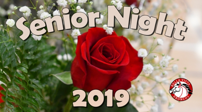 Senior Night Banner